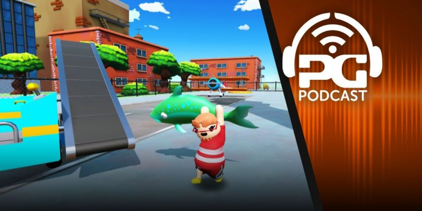 Pocket Gamer Podcast: Episode 510 - Totally Reliable Delivery Service, Undersea Solitaire Tripeaks