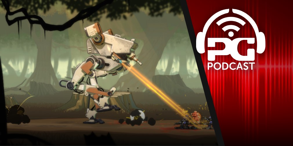 Pocket Gamer Podcast: Episode 513 - Unreal V, BE-A Walker