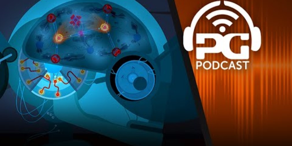 Pocket Gamer Podcast: Episode 519 - Beyond a Steel Sky, Outsider: After Life