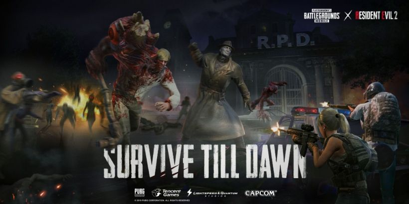 PUBG Mobile's Resident Evil 2 crossover is live now