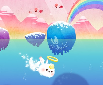 Free iPhone and iPad games: Sketchman, Fluffy Diver