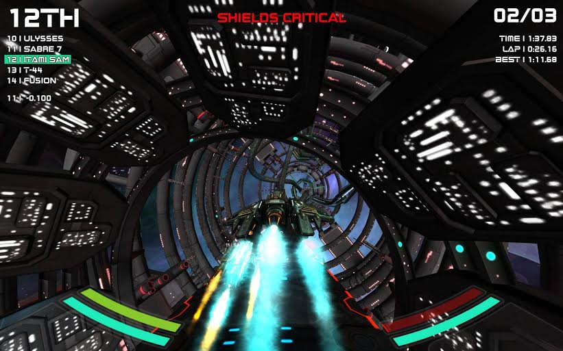 Radial-G aims to bring Wipeout and F-Zero-style racing to VR