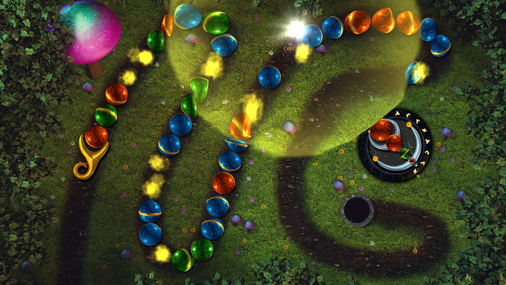 Bright and shiny puzzler Sparkle 2 will wind its way to the Vita next week