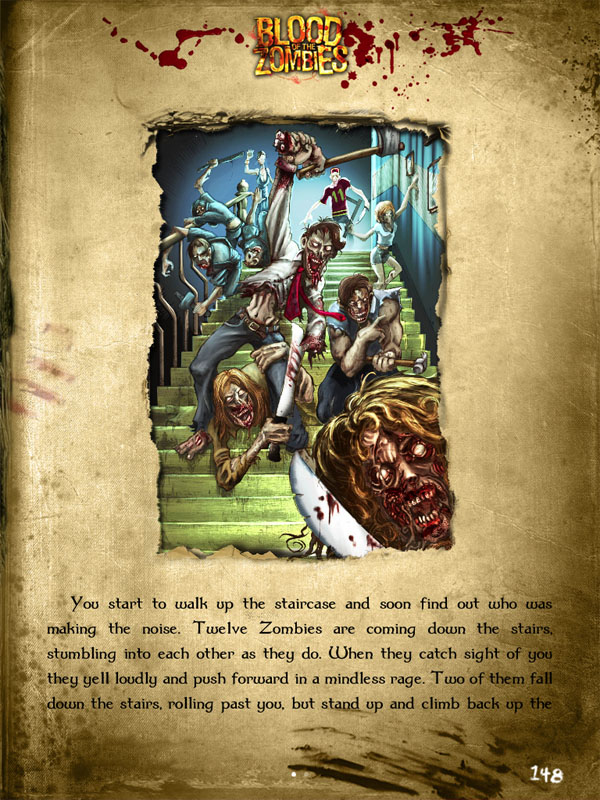 Tin Man Games on working with its heroes on Fighting Fantasy: Blood of the Zombies