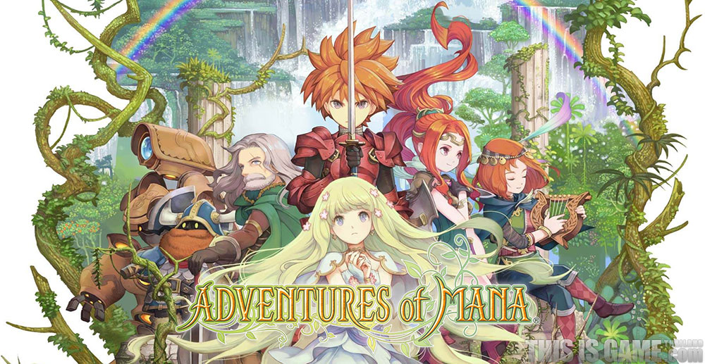 Square Enix's Adventures of Mana drops out of nowhere on PSVita, out now in Europe