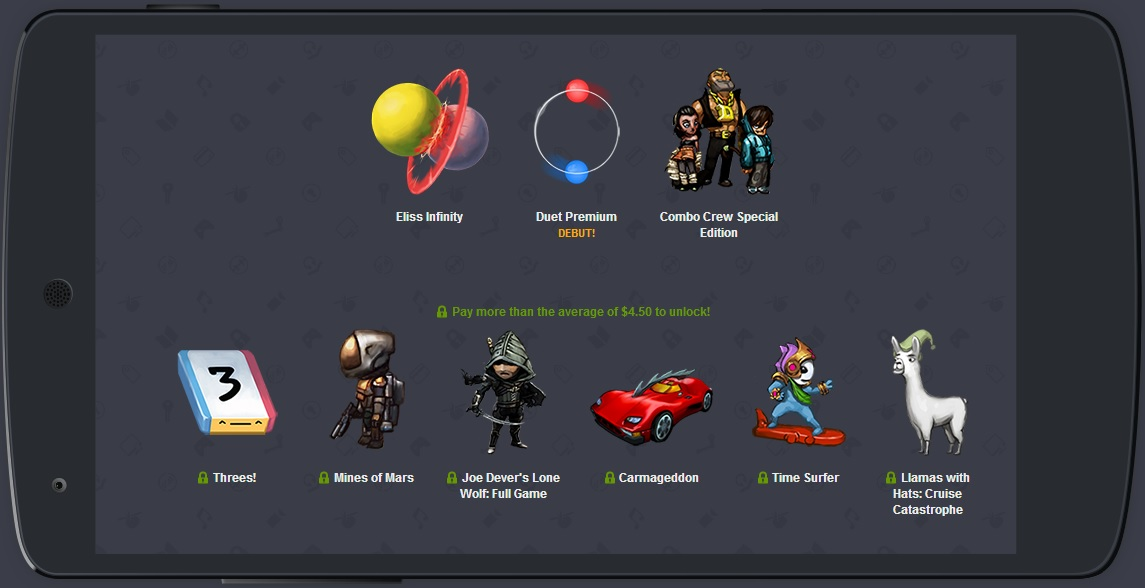 Humble Mobile Bundle 6 adds three new games to its line-up