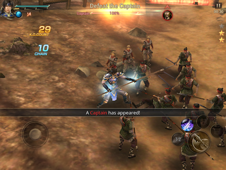 Dynasty Warriors: Unleashed review - A very mobile version of the classic franchise