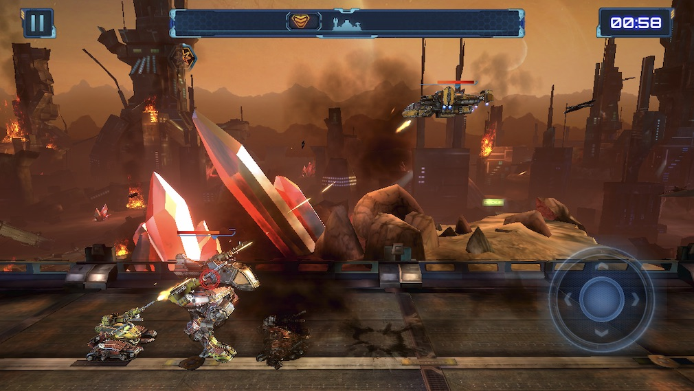 Red Siren: Space Defense is a new shooter for iPhone that harks back to the App Store's earlier days