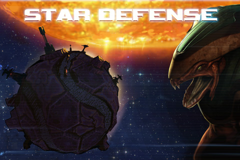 Star Defense orbiting the App Store