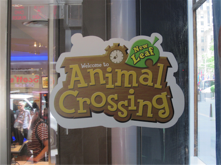 In pictures and cosplay - Nintendo's Animal Crossing: New Leaf launch event in New York City