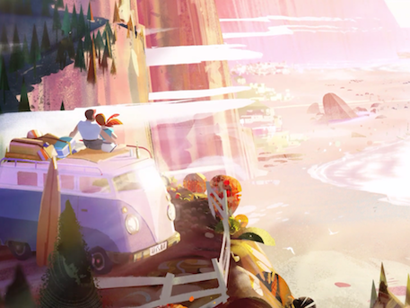 Old Man's Journey review - A trip worth taking