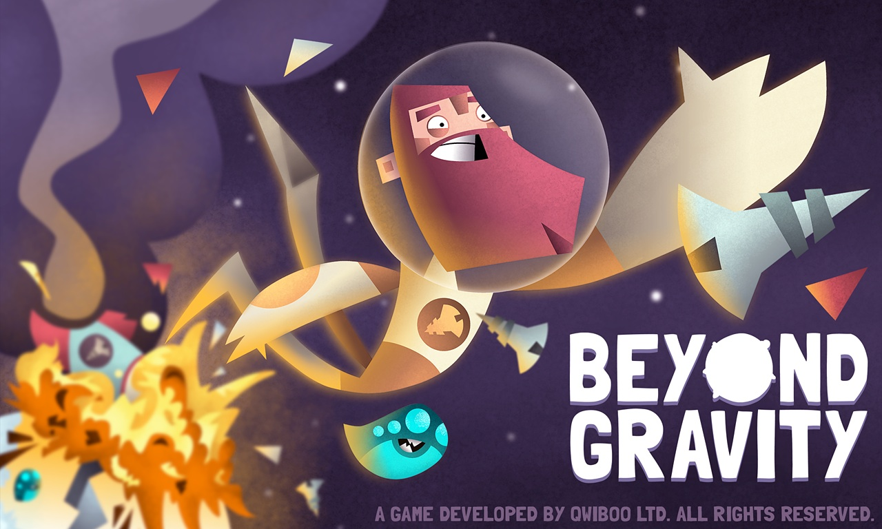 Beyond Gravity is a new interplanetary platformer from the bloke who made Bike Baron