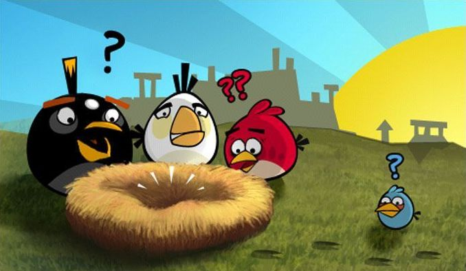 Angry Birds Android tips - hurl birds, kill pigs, collect eggs