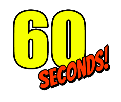 60 Seconds! review - Nuclear bomb, nuclear family
