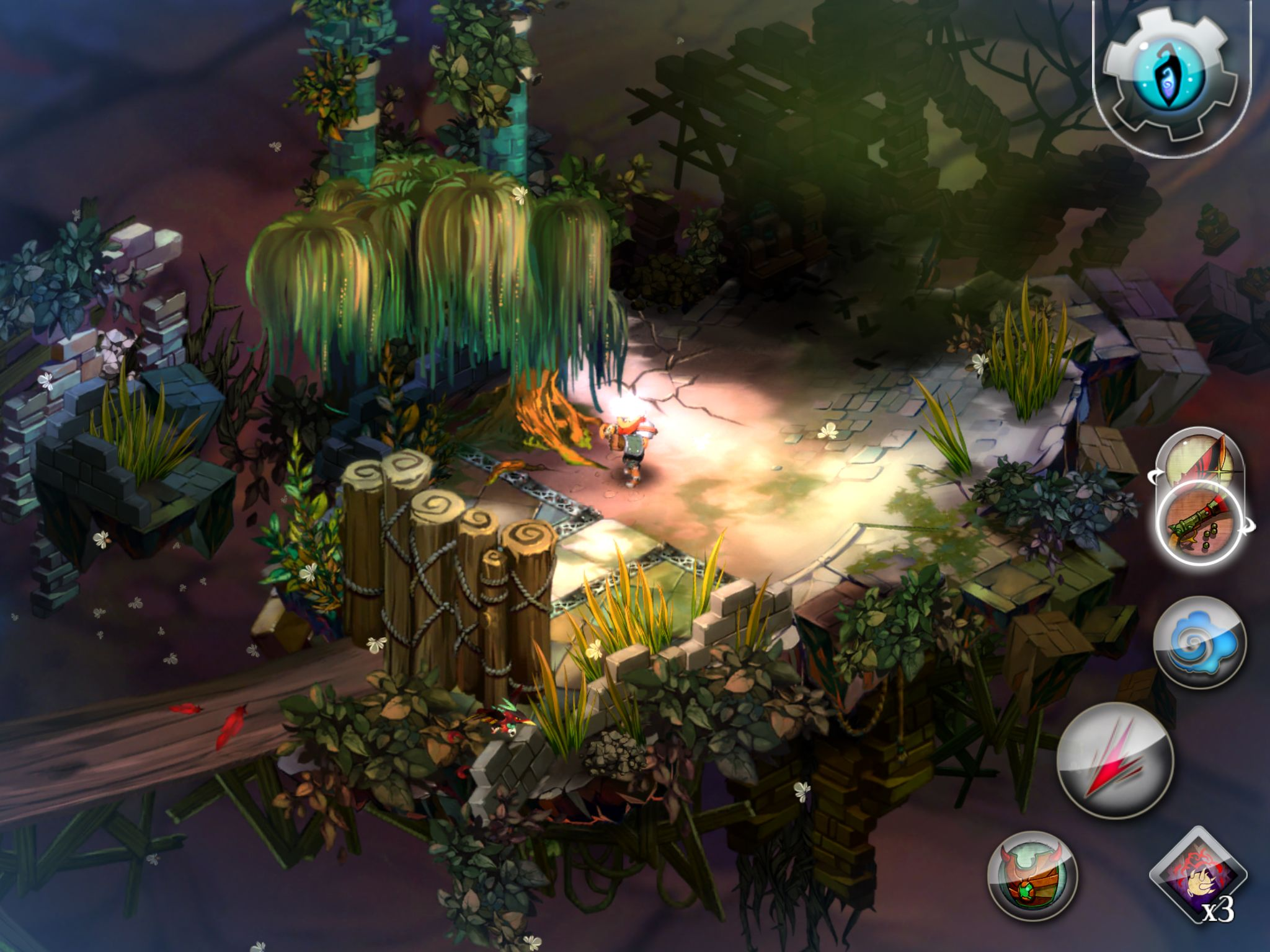 Gold Award-winning action-RPG Bastion is now available on iPhone and iPad for just 69p/99c