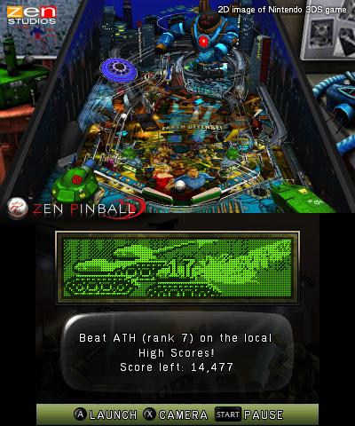 Zen Pinball 3D icon