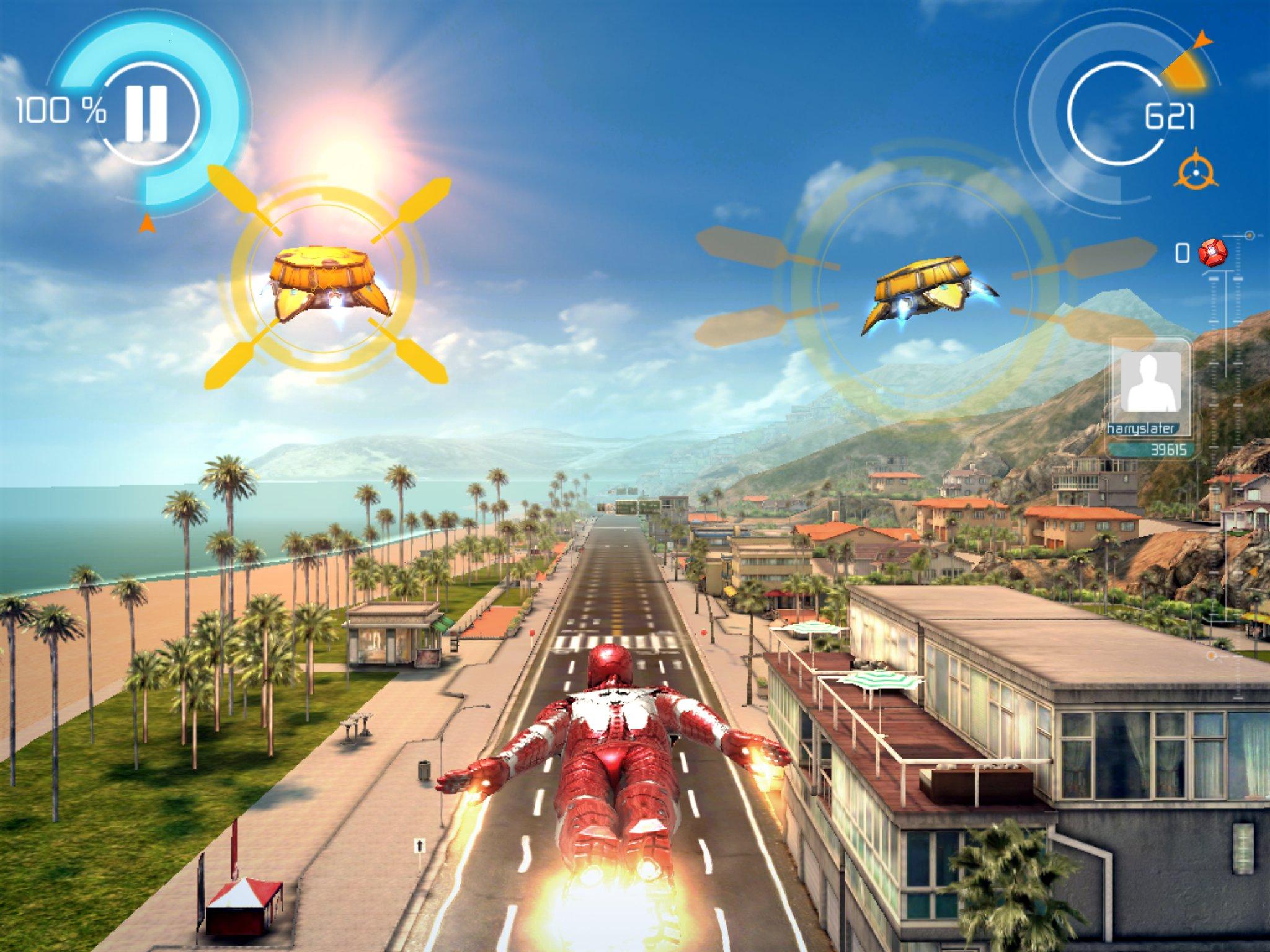 Скачать На Андроид Iron Man 3 Apk