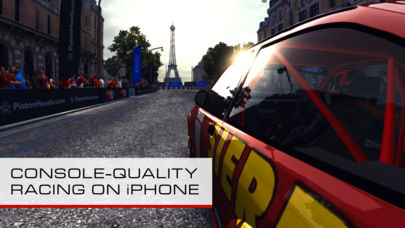 GRID Autosport brings a blend of sim and arcade racing to the App Store