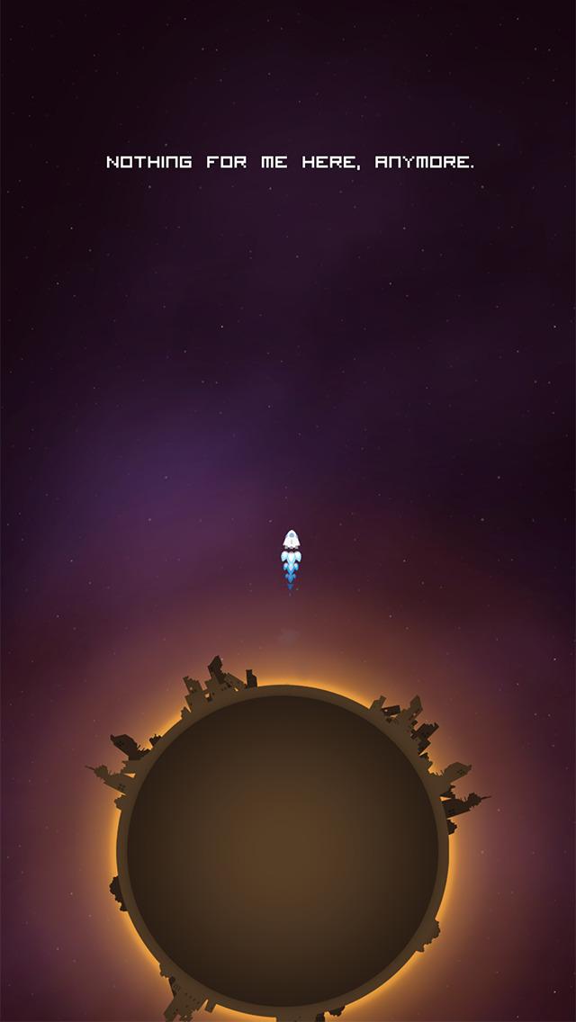 Last Horizon offers minimalist space exploration from Pixeljam
