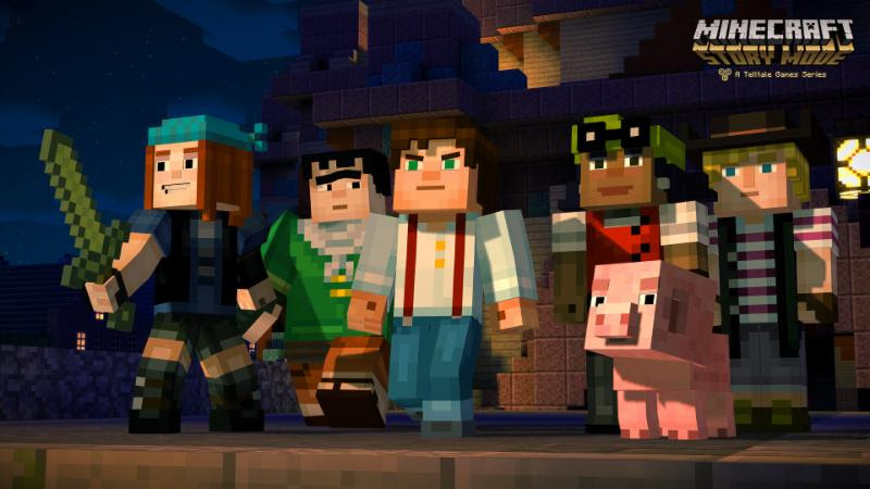 Minecraft: Story Mode icon