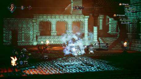 Old school through and through, Octopath Traveler won't have DLC