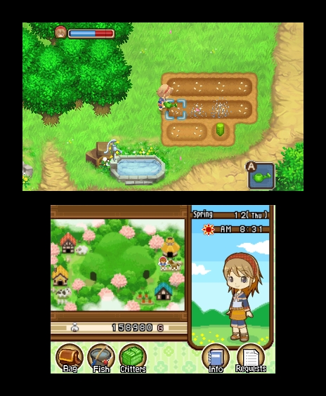Harvest Moon: The Tale of Two Towns icon
