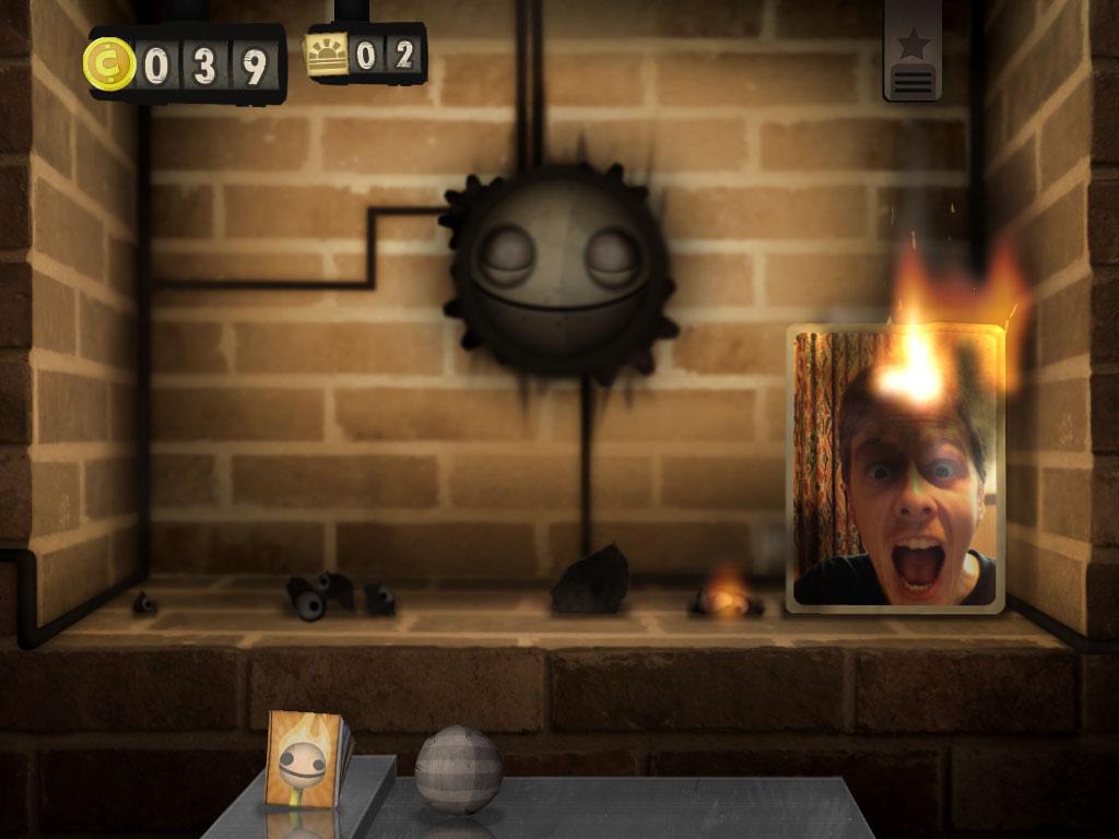 Bronze Award-winning burn-'em-up Little Inferno is on sale for just 69p/99c