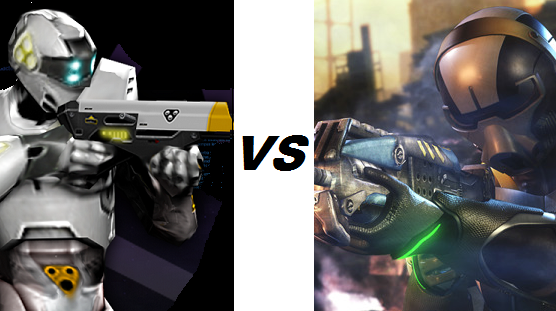 Archetype vs Eliminate: Battle of the iPhone online shooters
