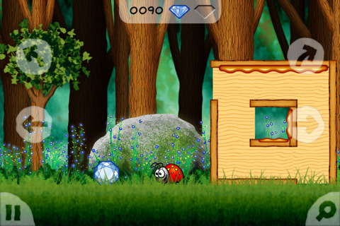 Free iPhone game: Beyond Ynth
