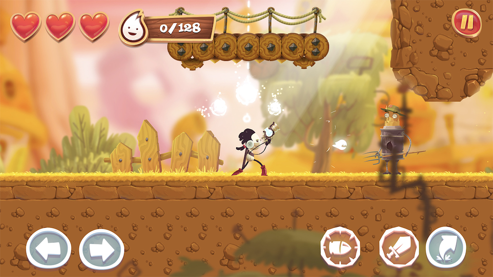 'Rayman'-inspired Spirit Roots is up for pre-order on iPhone and iPad
