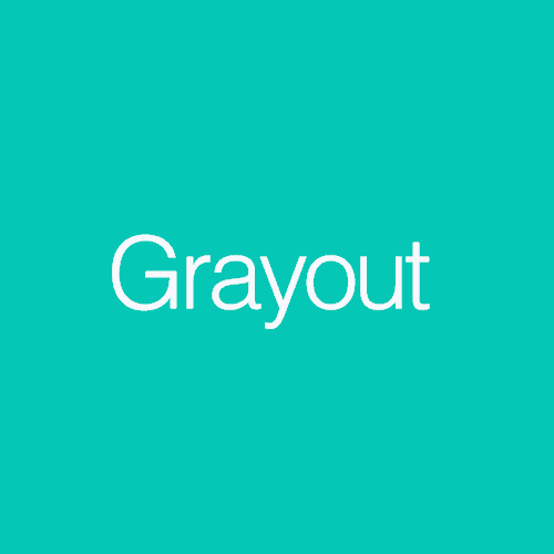 Grayout walkthrough for iPhone and iPad - the complete puzzle solution