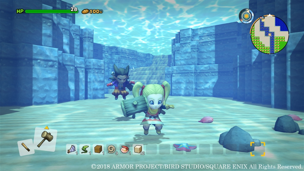 Dragon Quest Builders 2 will feature the mysterious 'Materials Island'