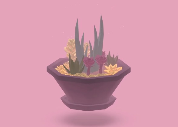 Viridi lets you grow your own digital potted plant, coming soon to mobile