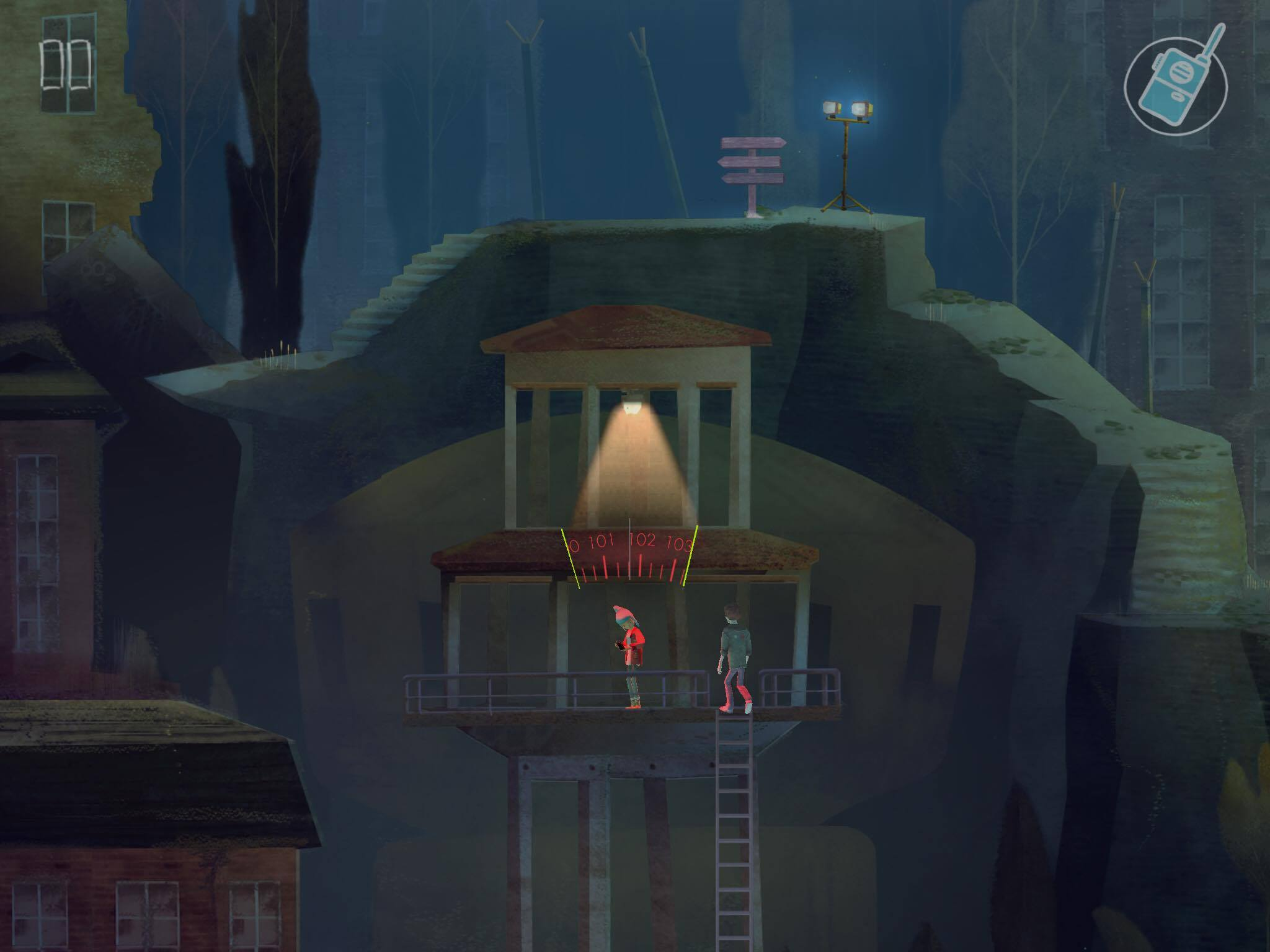 Oxenfree Review - rich in content or just a load of white noise?