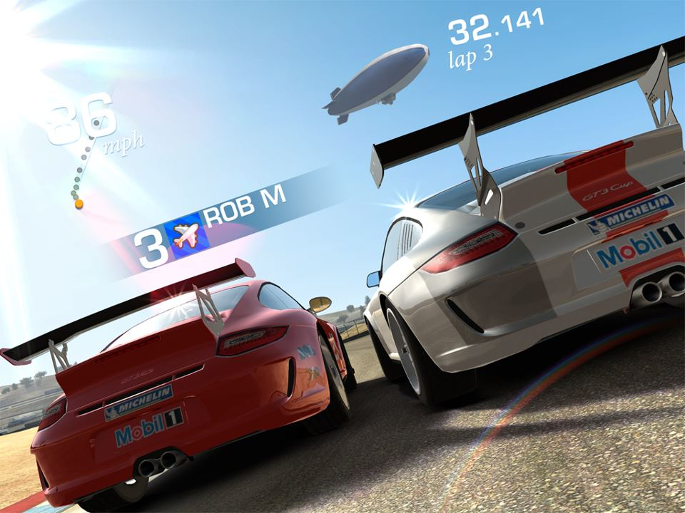 Firemonkeys's Michael De Graaf talks Real Racing 3 tracks, cars, and going free-to-play
