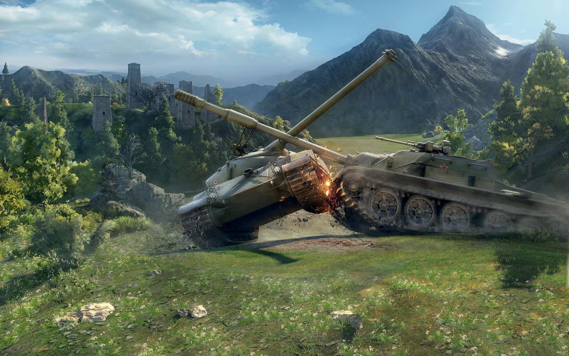 Wargaming CEO says that it's technologically ready for VR