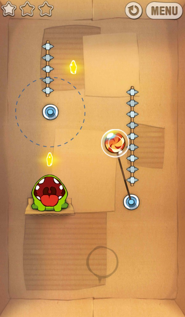 Cut the Rope (PlayBook)