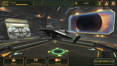 Subdivision Infinity review - A space shooter that's worth checking out
