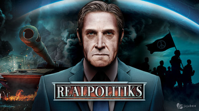 Diplomacy, warfare, and espionage are your tools in modern-day grand strategy game Realpolitiks Mobile