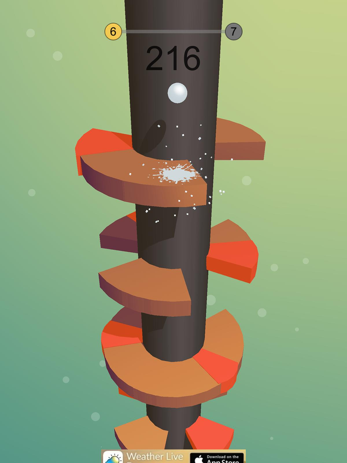 Helix Jump cheats and tips - Everything you need to get high scores in Helix Jump
