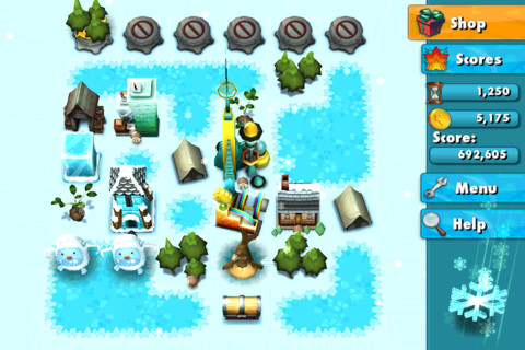 Spry Fox sues 6waves Lolapps over Triple Town clone Yeti Town