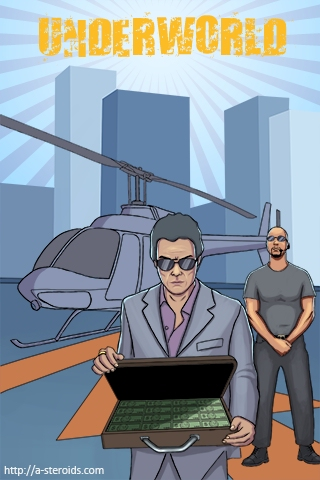 Drug Lords transforms into Underworld