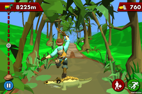Pitfall! returns to iOS tomorrow as... a Temple Run clone?