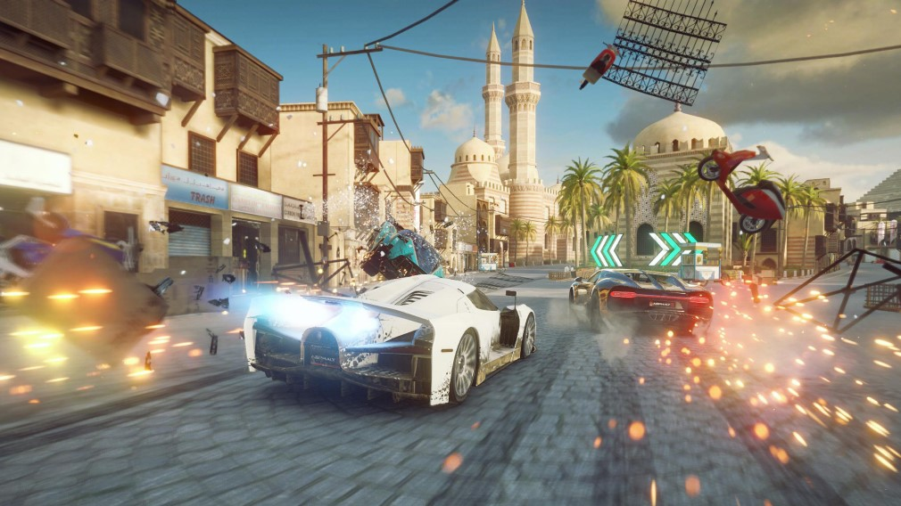 Asphalt 9: Legends cheats and tips - Everything you need to know about Slipstream mode