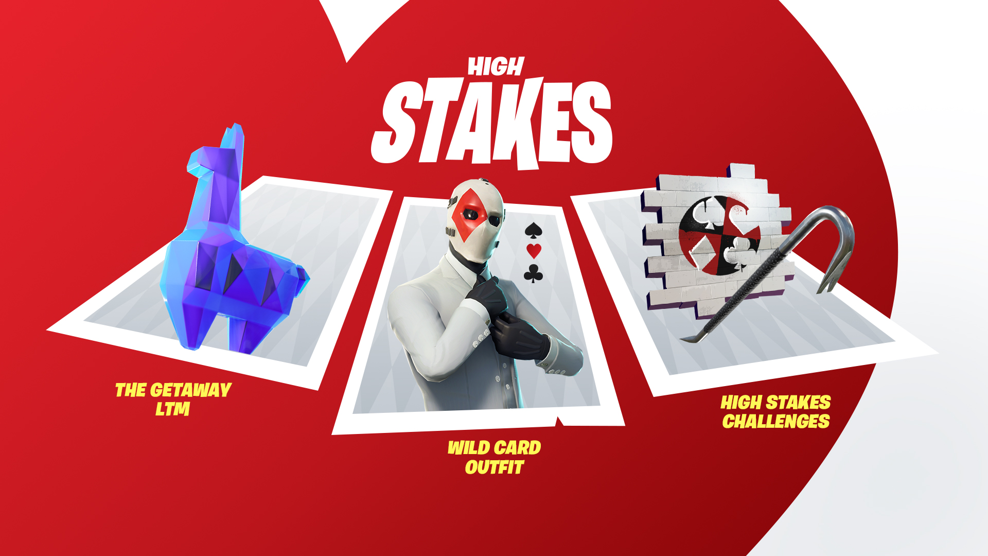 Fortnite gets exciting new game mode in special High Stakes event