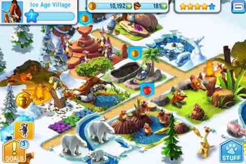 How to save the animals: Ice Age Village hints and tips for iOS and Android