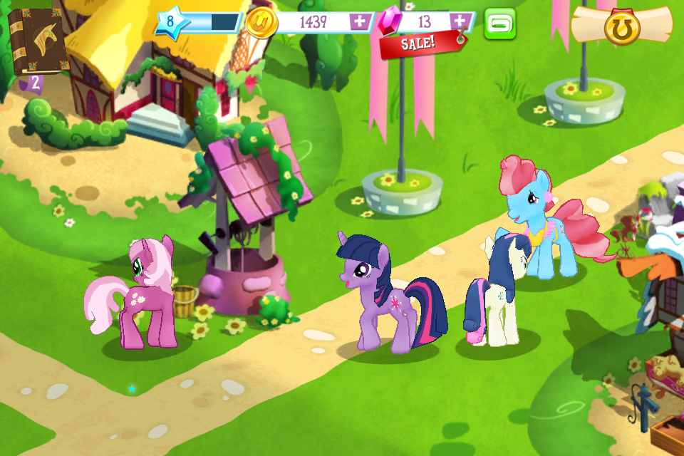 my little pony friendship is magic games pocket gamer