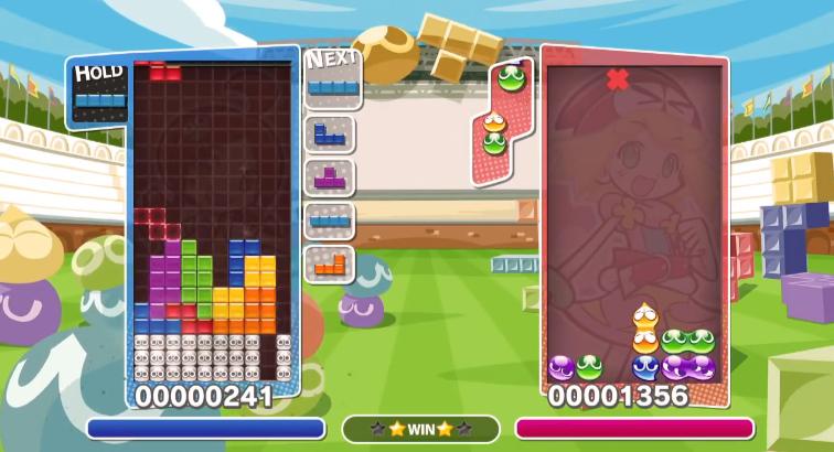Sega, slimes, fun, and lines - Puyo Puyo Tetris is looking pretty good