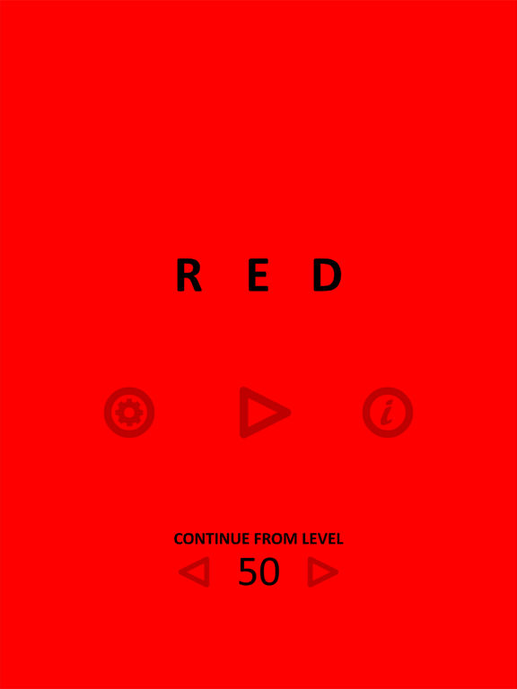 Google Play Indie Games Contest finalist releases his puzzling sequel RED