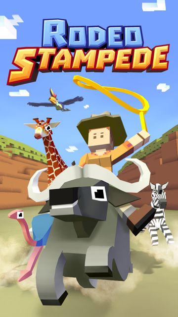 Rodeo Stampede gets a ton of new animals in update 1.1.0